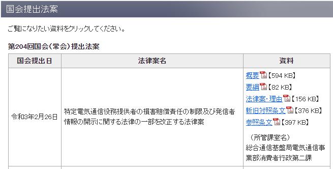 資料リンク集 - ネット上の誹謗中傷・風評被害対策/削除【IT弁護士 ...